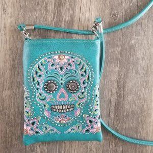 Sugar scull purse